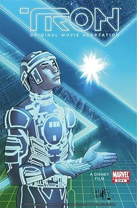 Tron: Original Movie Adaptation #2 (of 4)