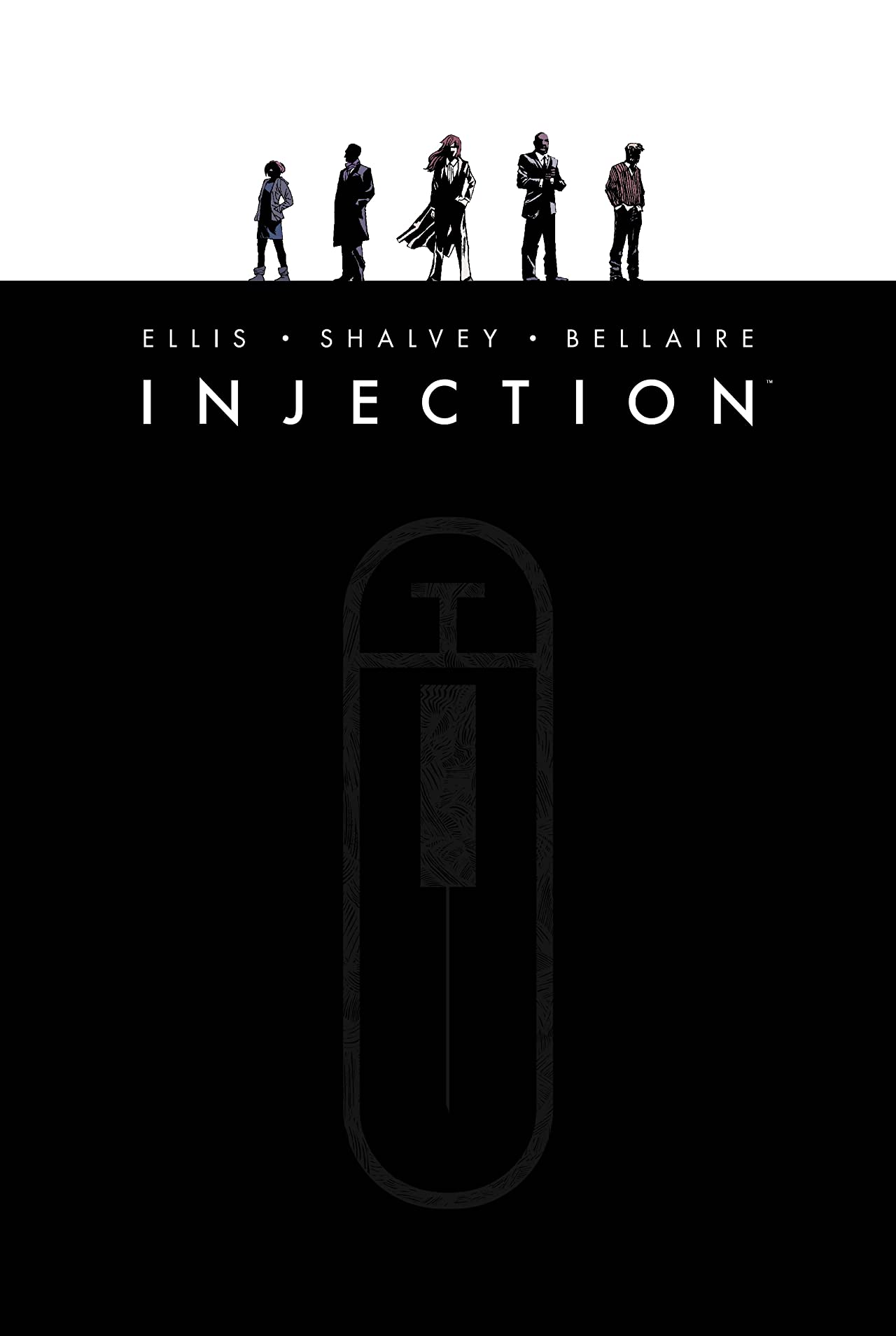 Injection: Deluxe Edition Vol. 1