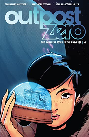 Outpost Zero Vol. 1