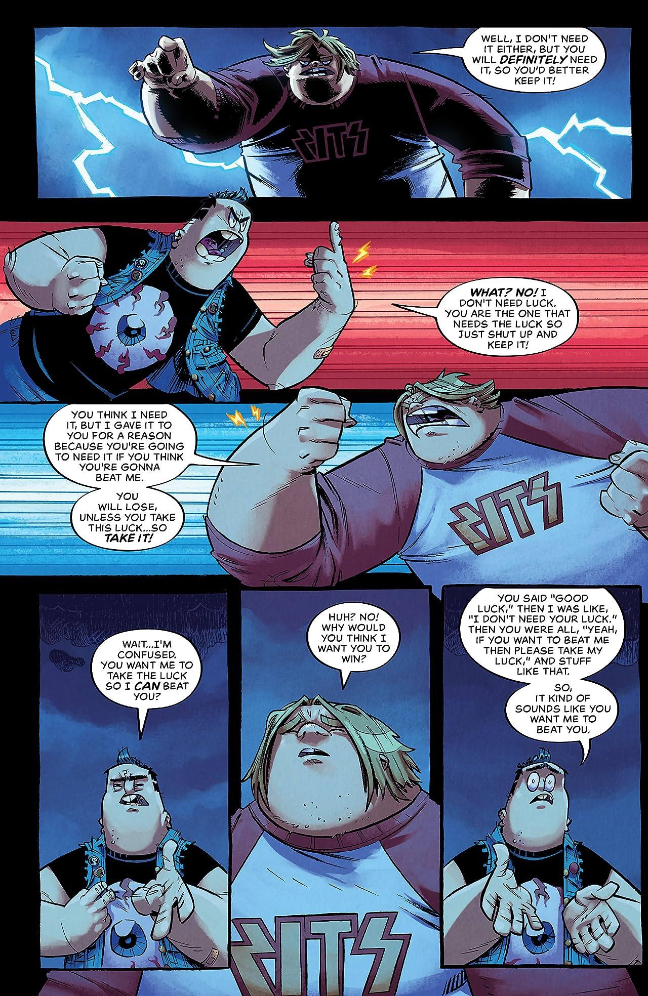 Bully Wars #3