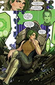 Aphrodite IX: The Hidden Files #1