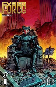 Cyber Force (2018-) #8