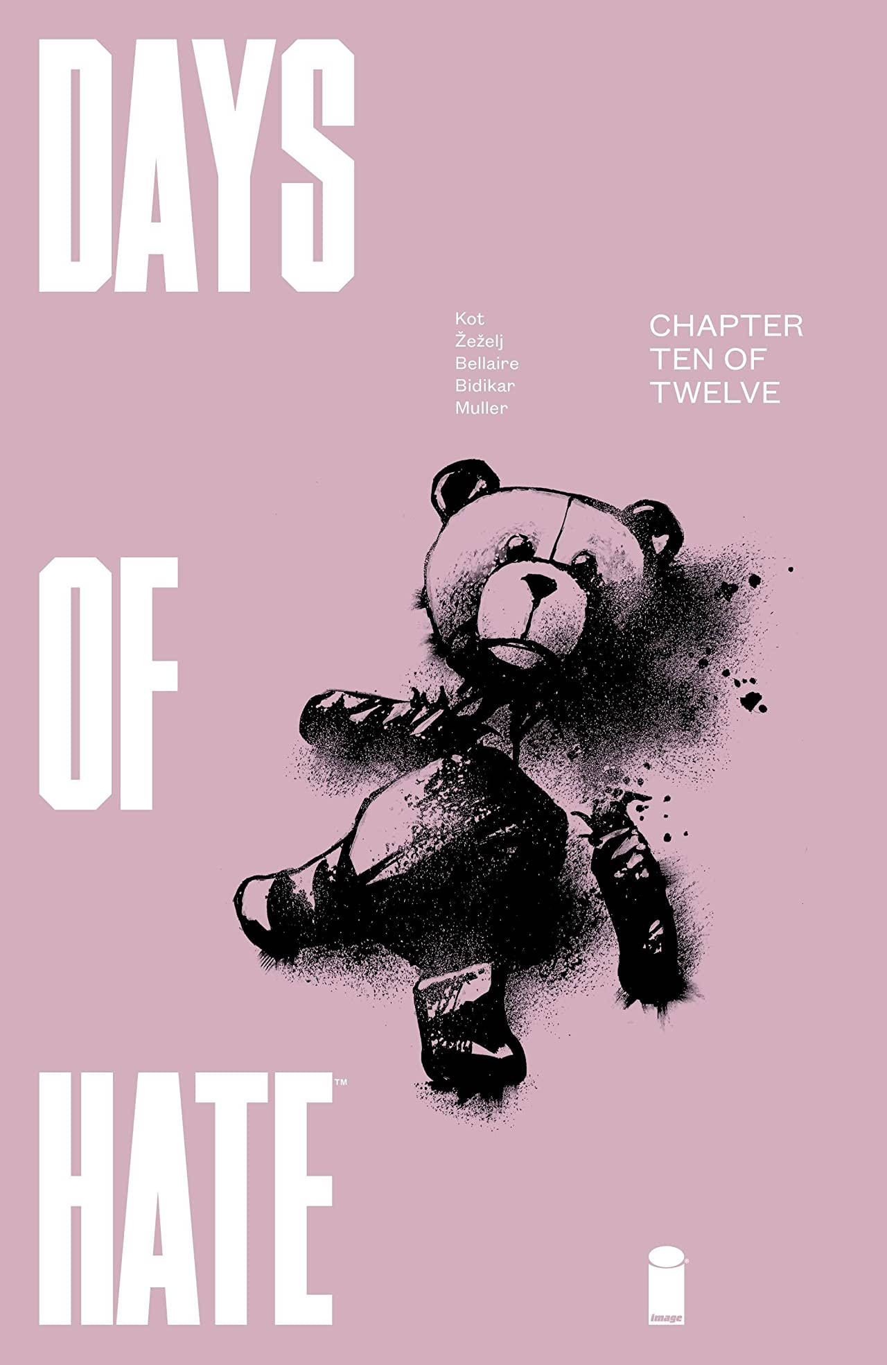 Days of Hate No.10