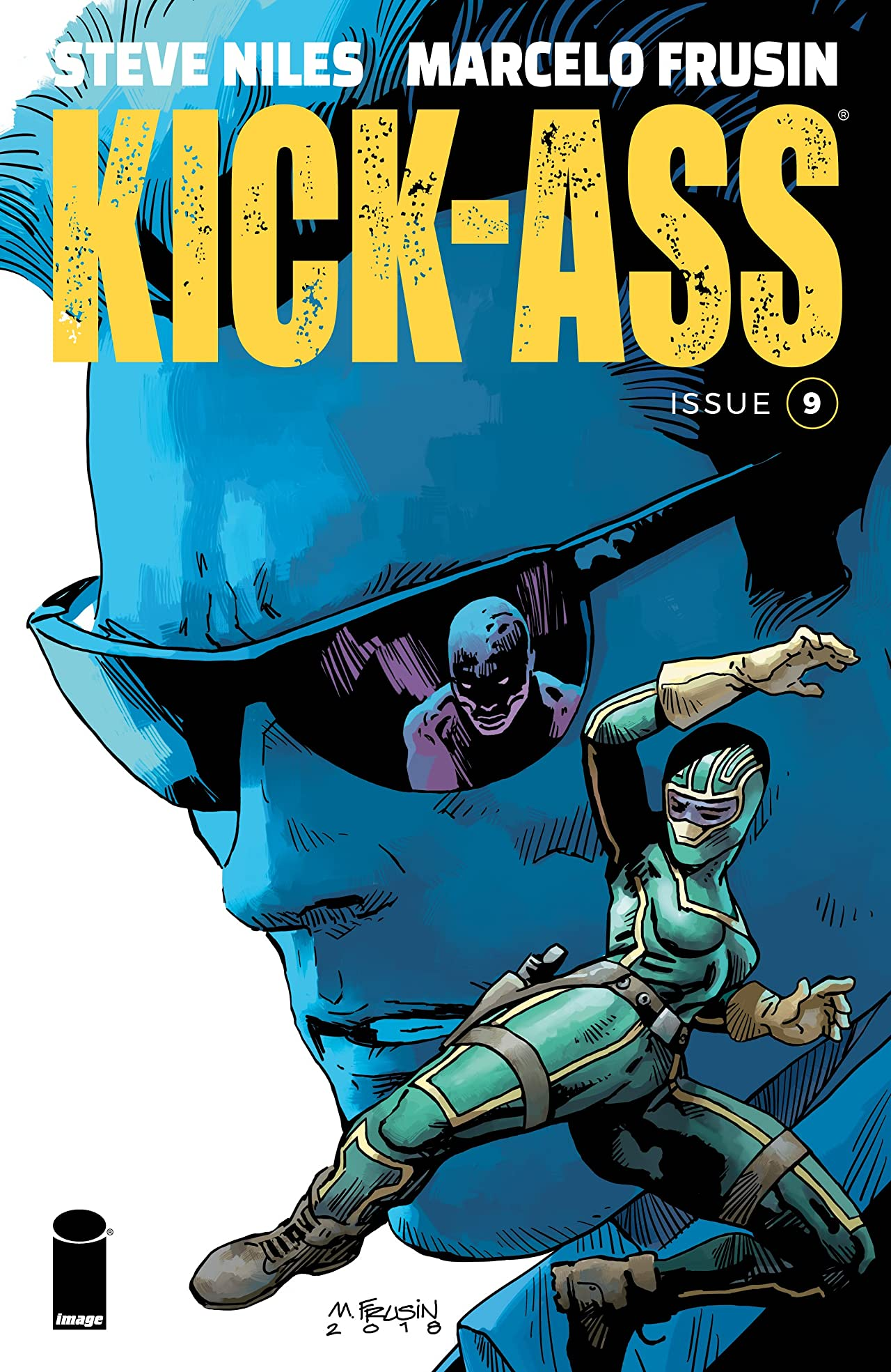 Kick-Ass No.9