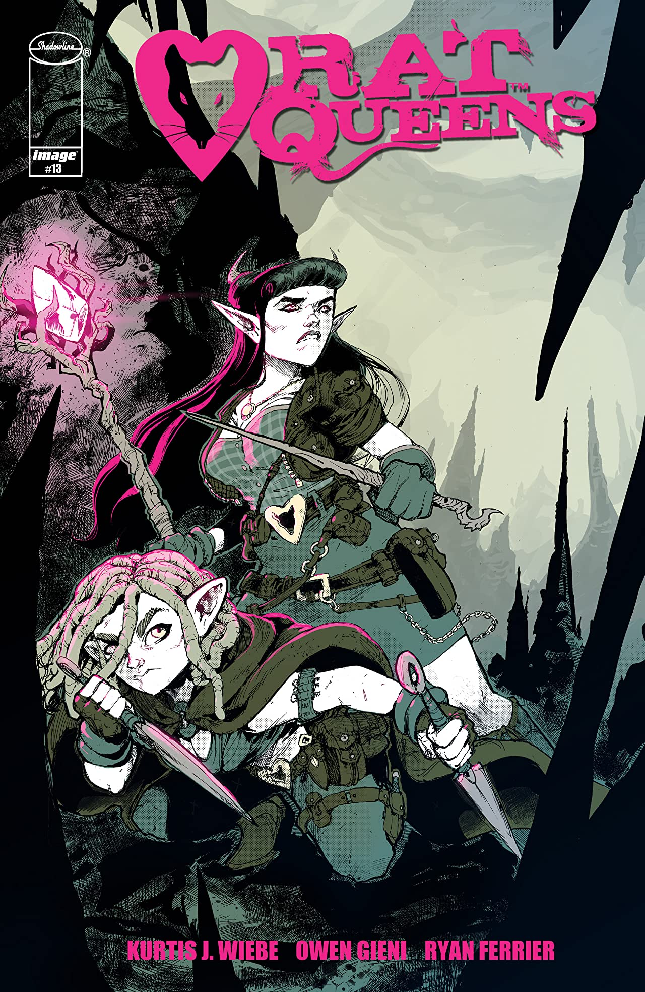 Rat Queens (2017-) No.13: 2