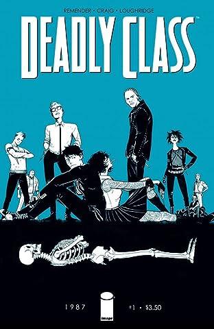 Deadly Class No.1