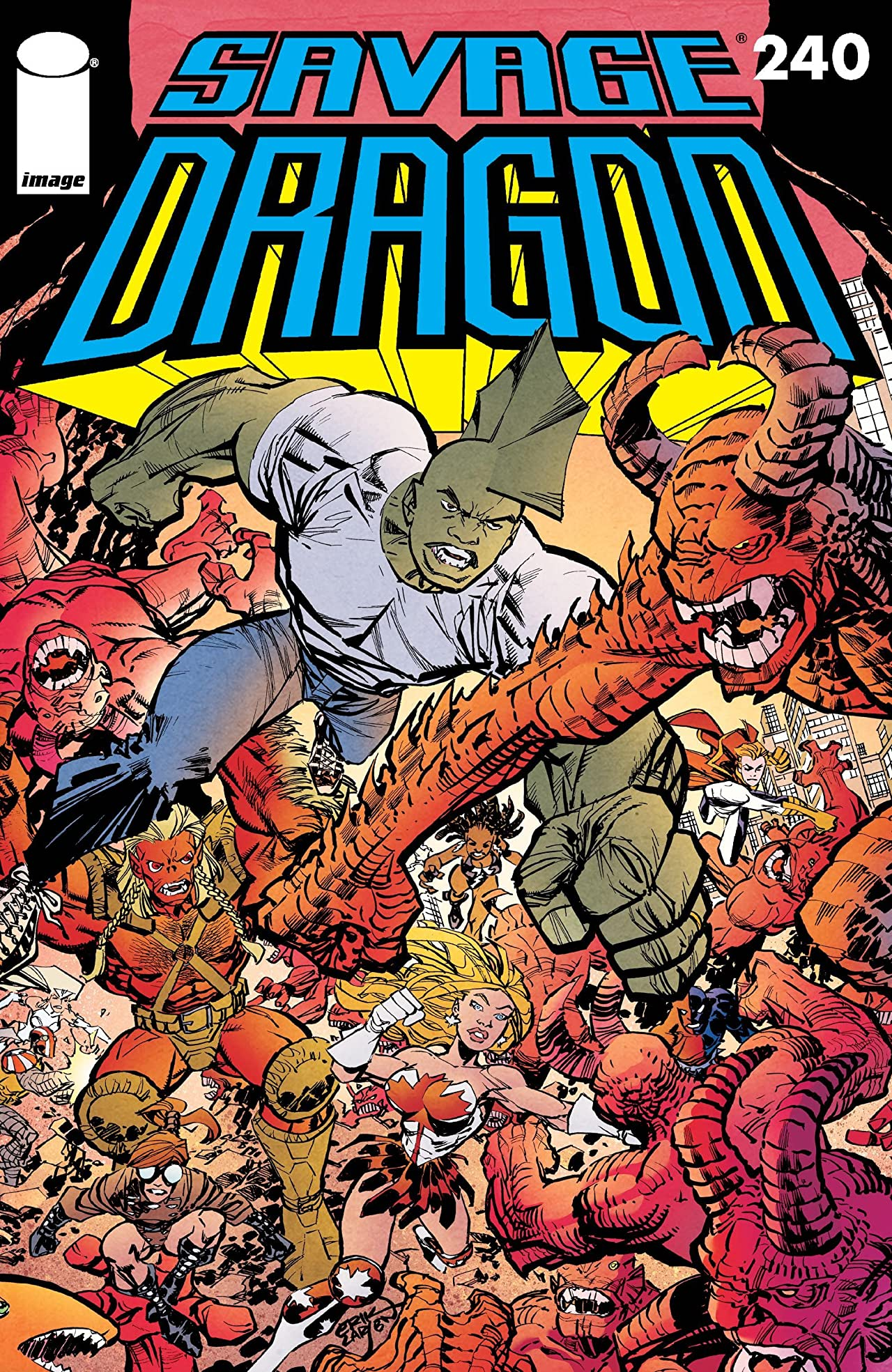 Savage Dragon No.240