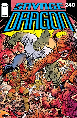 Savage Dragon #240