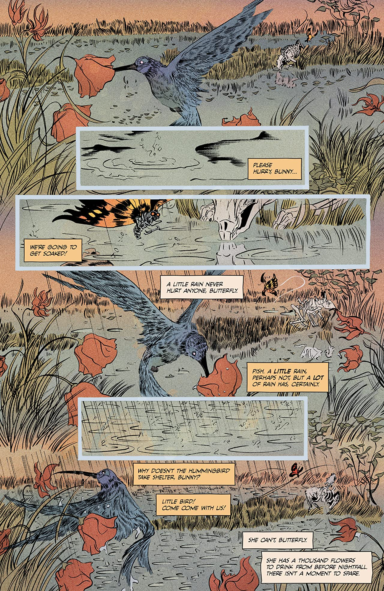 Pretty Deadly #4