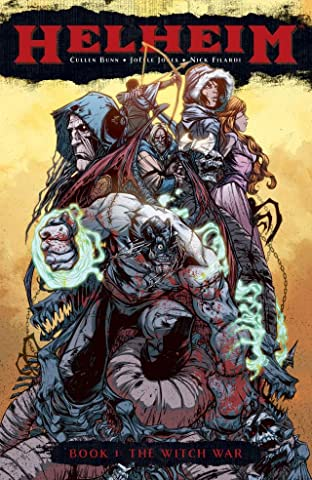 Helheim Tome 1: Witch War