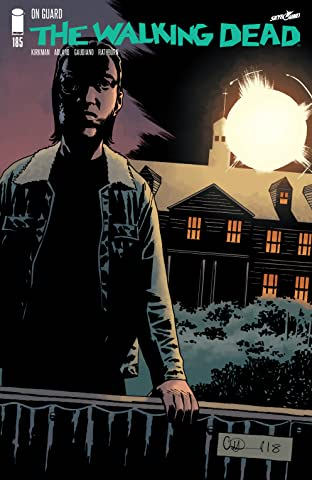 The Walking Dead No.185