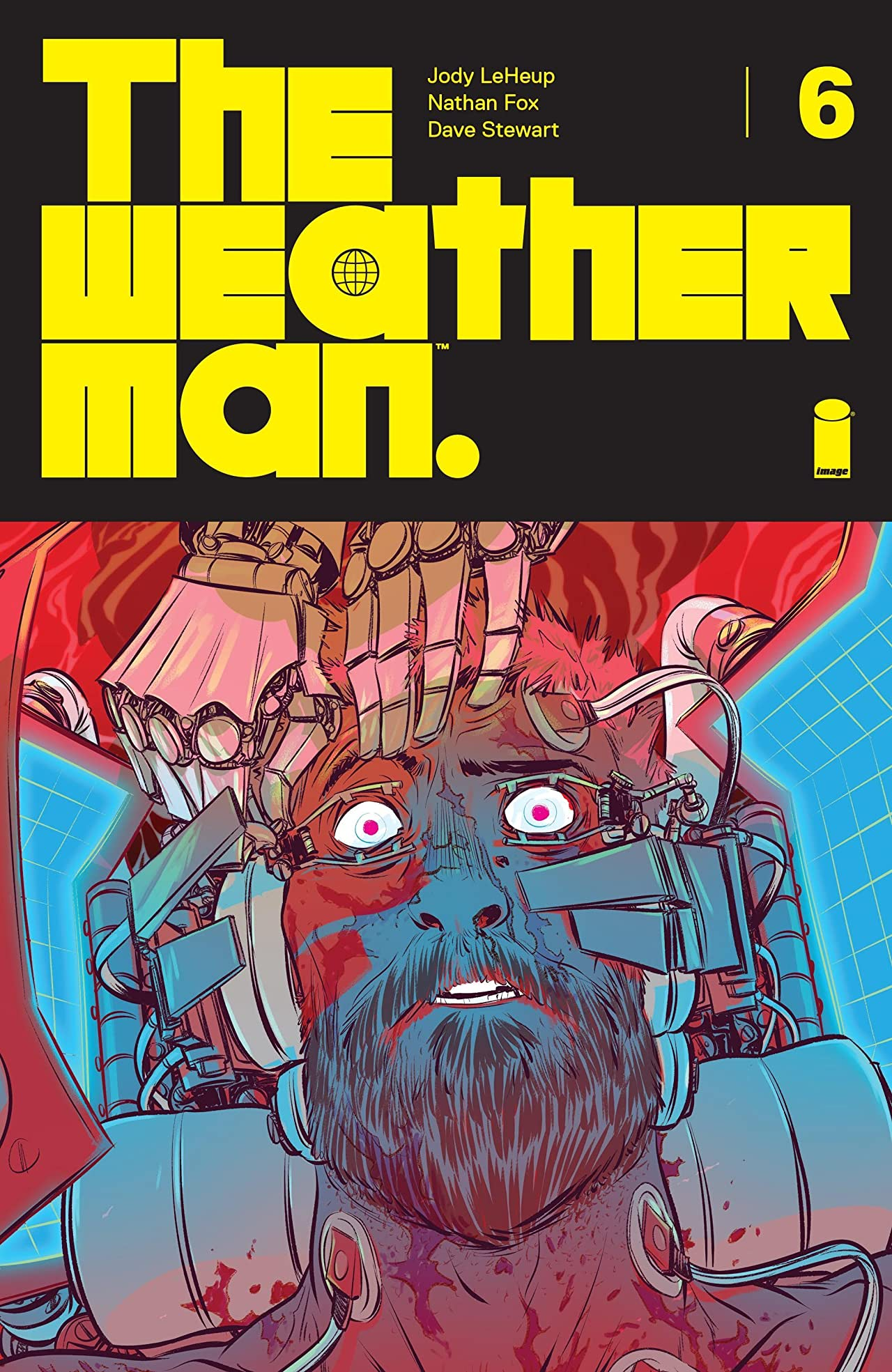The Weatherman No.6