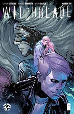 Witchblade (2017-) #10