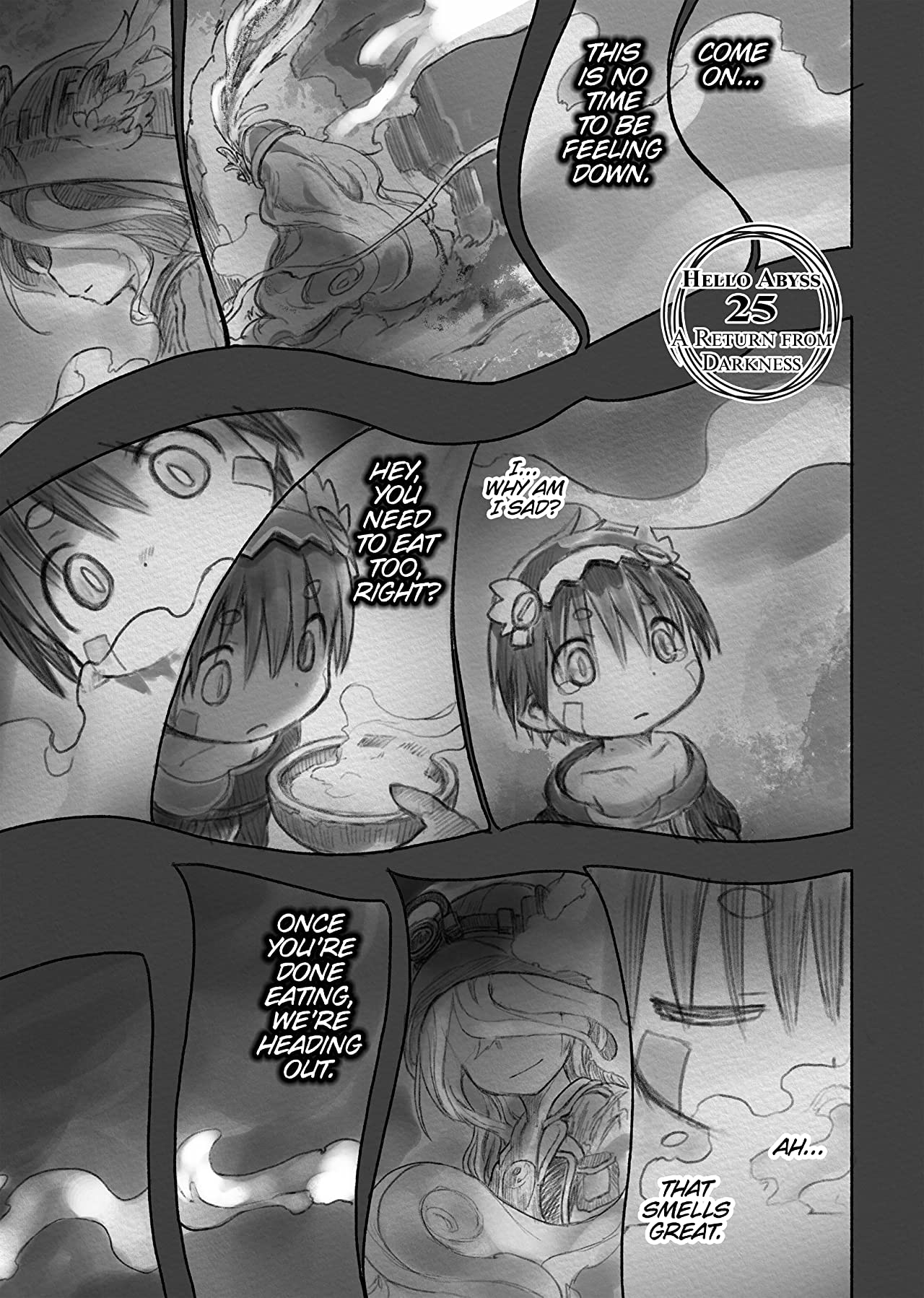 Made in Abyss Vol. 4
