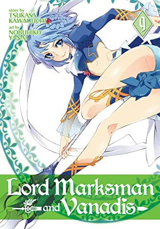 Lord Marksman and Vanadis Vol. 9