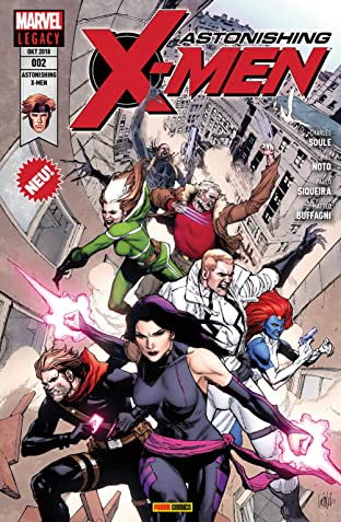 Astonishing X-Men Vol. 2: Ein Mann Namens X