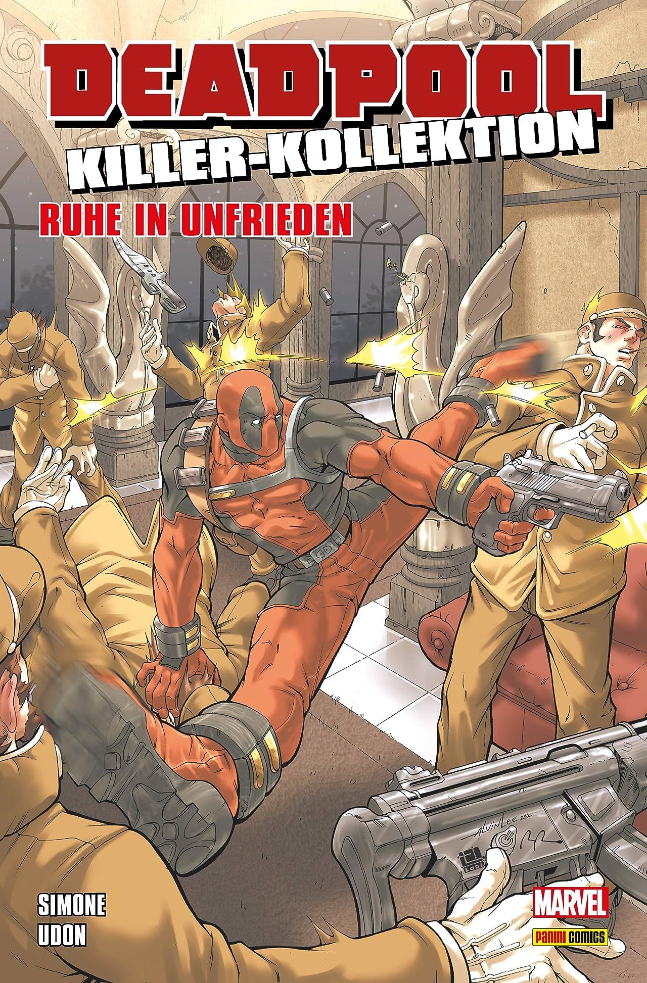 Deadpool Killer-Kollektion Vol. 14: Ruhe in Unfrieden