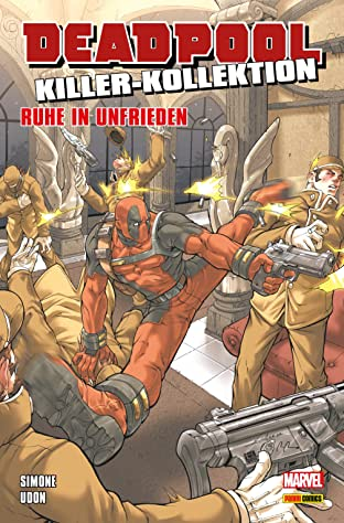 Deadpool Killer-Kollektion Vol. 14: Ruhe in Unfrieden