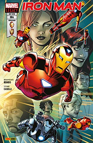 Iron Man Vol. 4: Das Ende einer Odyssee