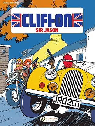 Clifton Vol. 8: Sir Jason