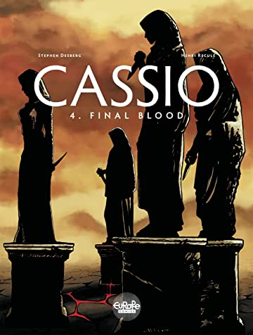 Cassio Vol. 4: Final Blood