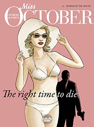 Miss October Tome 2: Murder of the Month