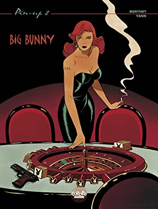 Pin-up COMIC_VOLUME_ABBREVIATION 8: Big Bunny