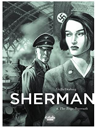 Sherman Tome 4: The Trap: Bayreuth