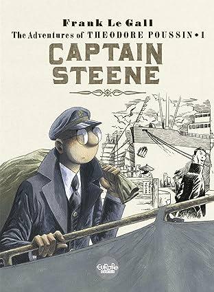 Theodore Poussin Vol. 1: Captain Steene