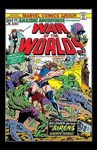 Amazing Adventures (1970-1976) #19