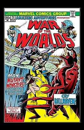 Amazing Adventures (1970-1976) #21