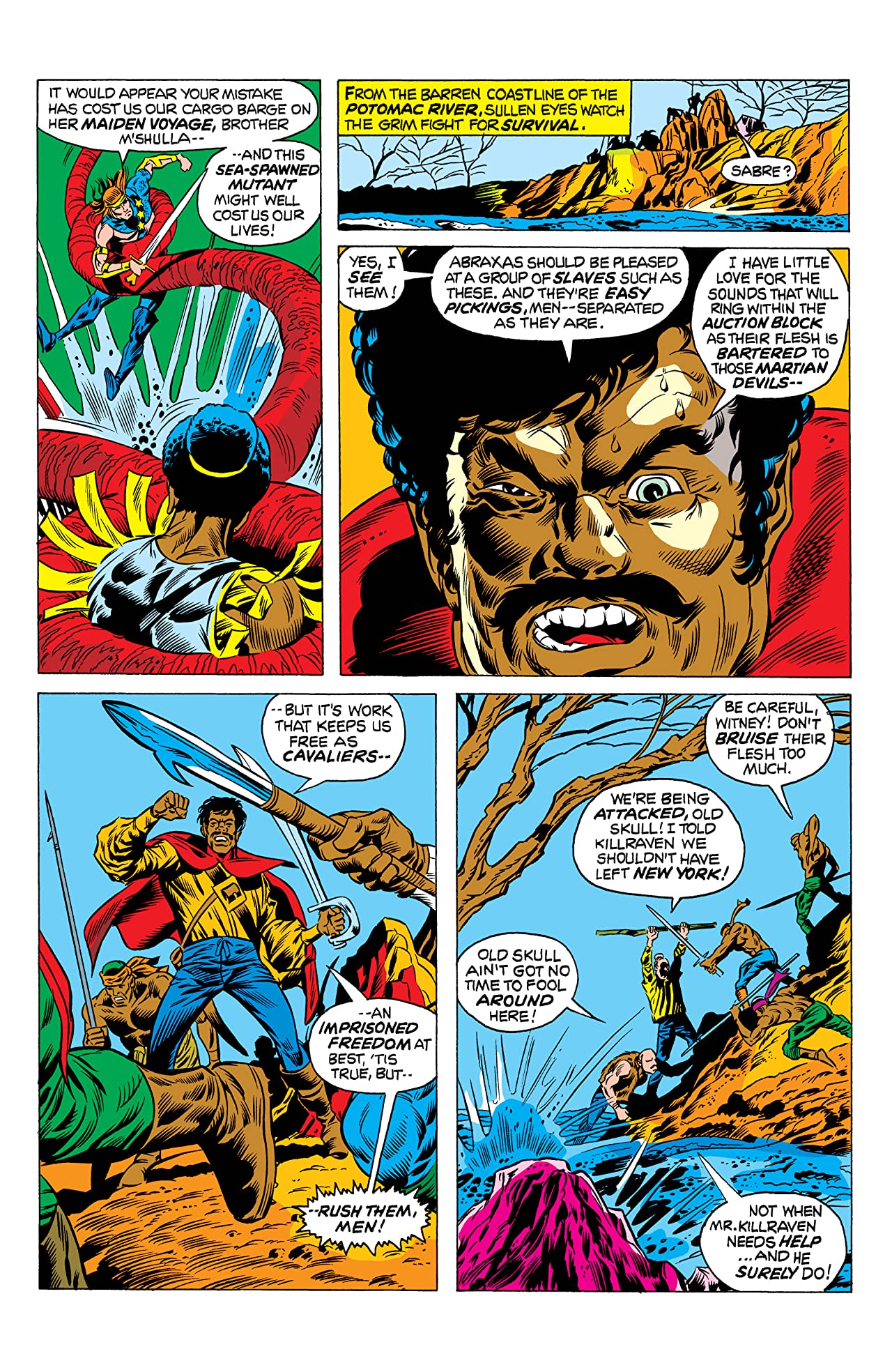 Amazing Adventures (1970-1976) #22