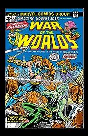 Amazing Adventures (1970-1976) #23