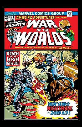 Amazing Adventures (1970-1976) #24