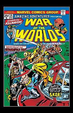 Amazing Adventures (1970-1976) #25