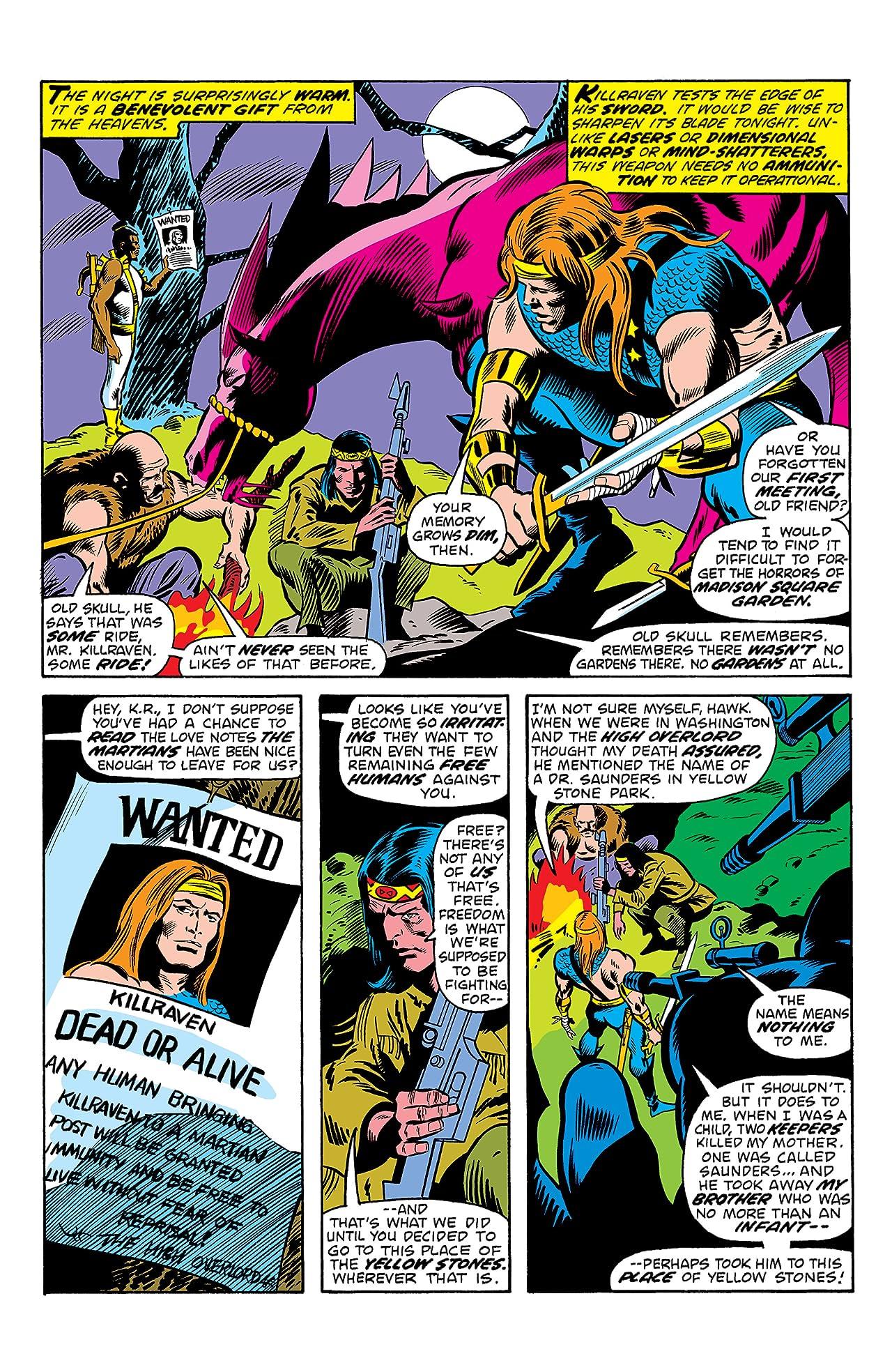 Amazing Adventures (1970-1976) #26