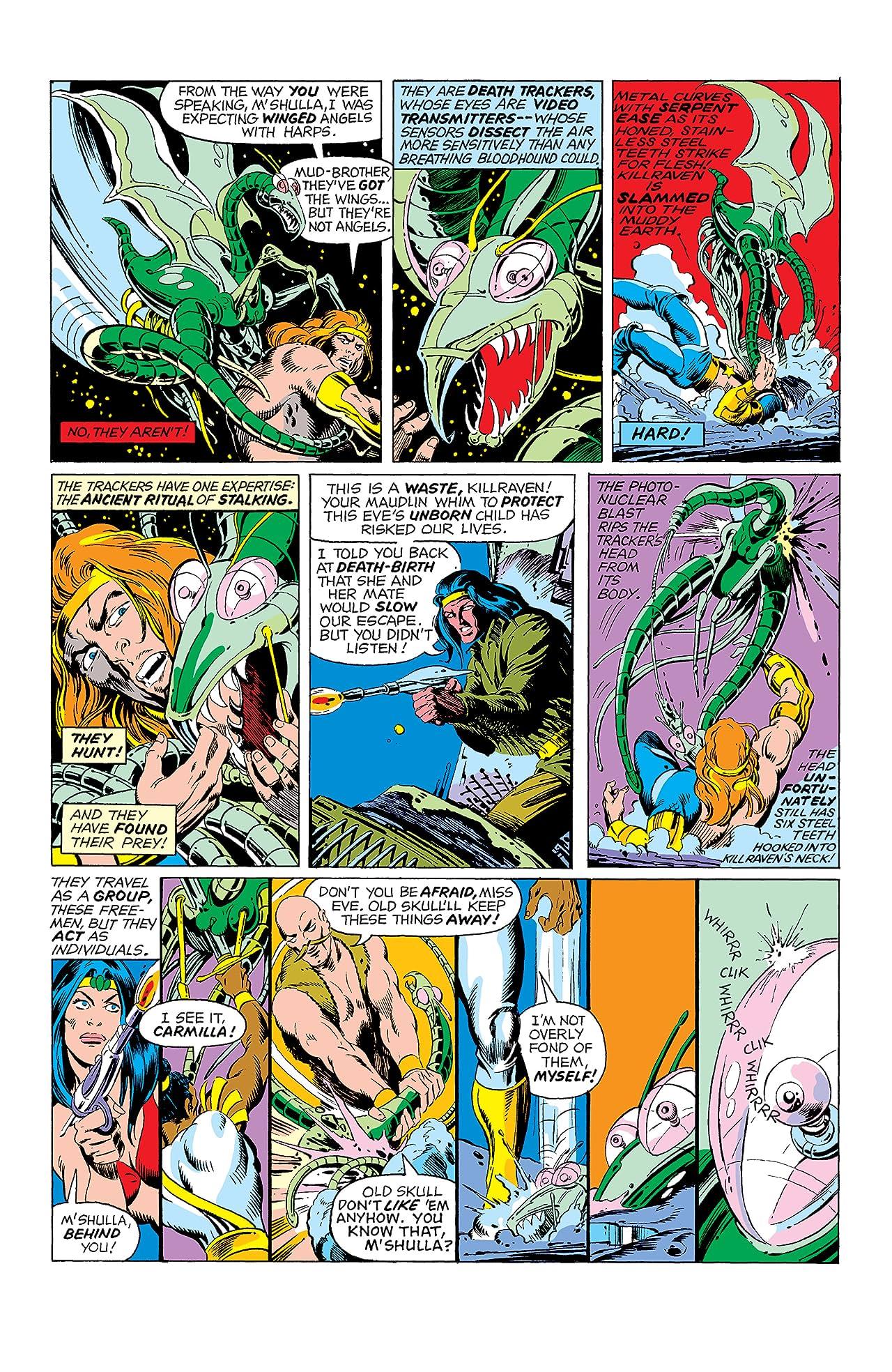 Amazing Adventures (1970-1976) #31