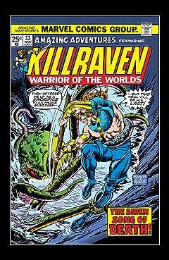 Amazing Adventures (1970-1976) #33