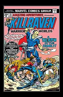 Amazing Adventures (1970-1976) #34