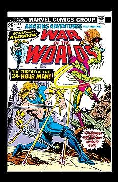 Amazing Adventures (1970-1976) #35