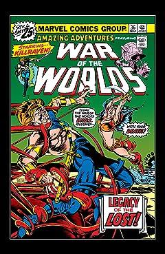 Amazing Adventures (1970-1976) #36
