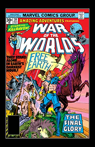 Amazing Adventures (1970-1976) #39