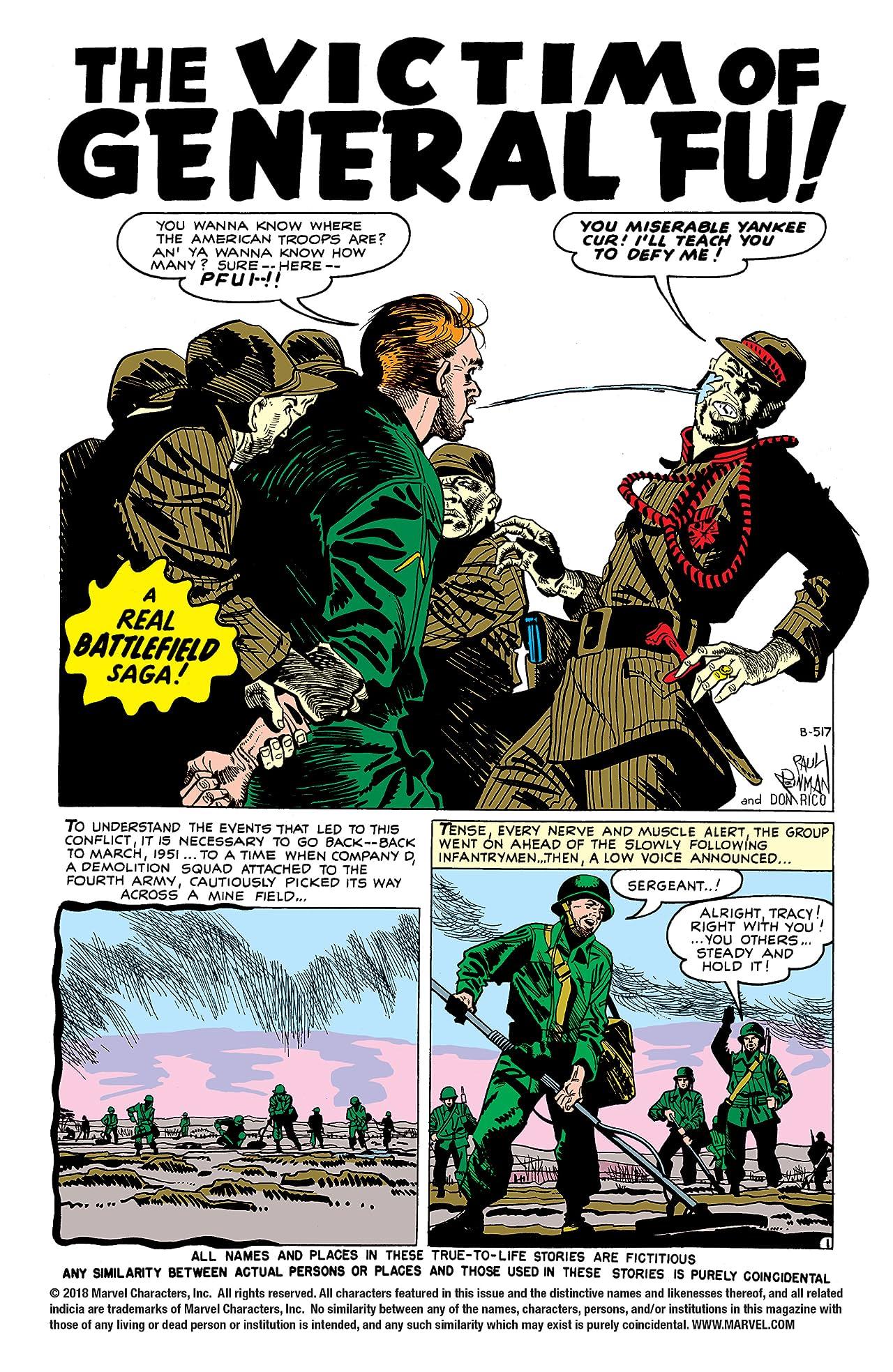 Battlefield (1952-1953) #6