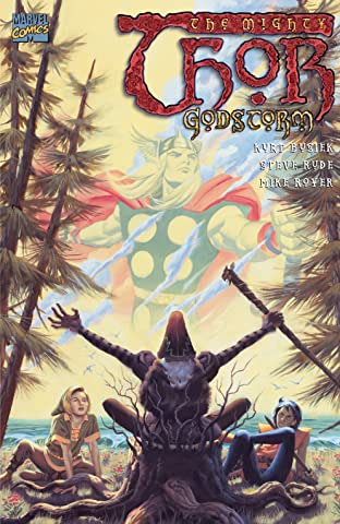 Thor: Godstorm (2001-2002) #1
