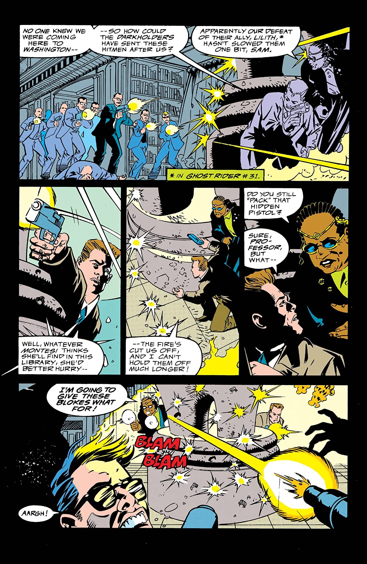 Darkhold: Pages From The Book Of Sins (1992-1994) #2