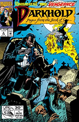Darkhold: Pages From The Book Of Sins (1992-1994) #5