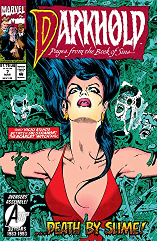 Darkhold: Pages From The Book Of Sins (1992-1994) #7