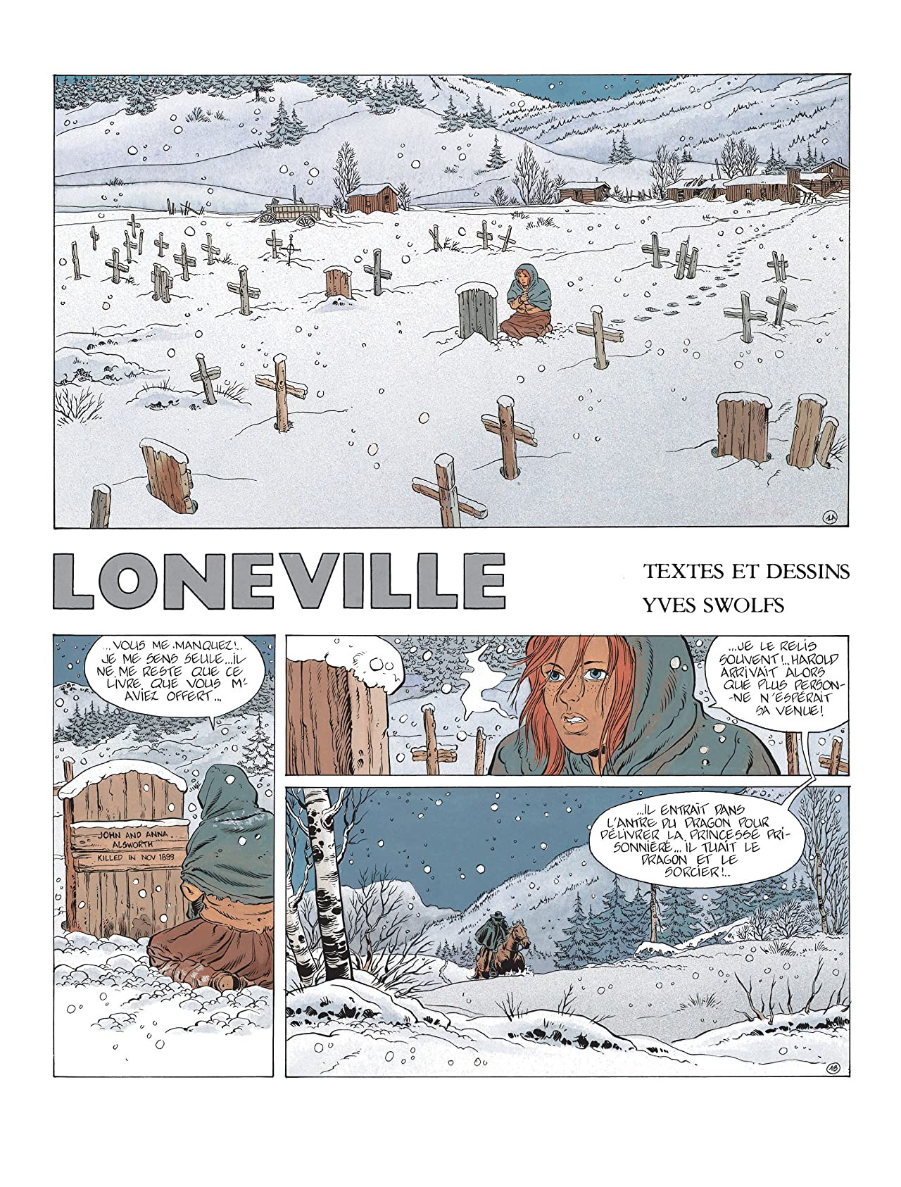 Durango Vol. 7: Loneville