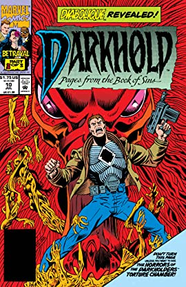 Darkhold: Pages From The Book Of Sins (1992-1994) #10