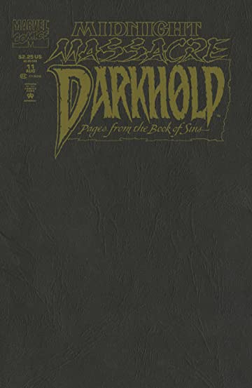 Darkhold: Pages From The Book Of Sins (1992-1994) #11